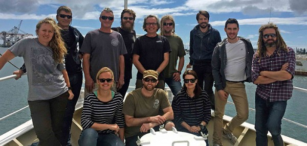 The Natural History NZ and research teams.