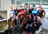 Kermadec Expedition Team